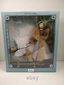 Société Hound Collection Barbie Doll Greyhound #29057 Nrfb 2000 Limited Edition