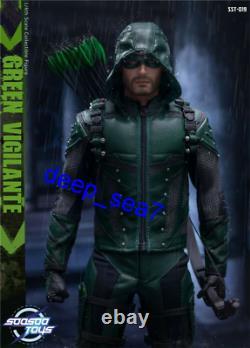 Soosootoys 1/6 Sst019 Green Arrow Vigilante 12 Poupée Action Figure Toys Prévente