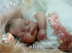 Studio-doll Baby Reborn Girl Martha Grace Par Adrie Stoete So Cute Baby