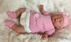 Susanna Born Baby Adapté Aux Enfants Reborn Poupée Mignonne Bébés