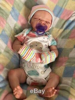 Taille Personnalisée Bébé Nouveau-né Reborn