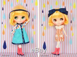 Takara Hasbro Cwc Neo Blythe Poupée Ludique Raindrops Nrfb