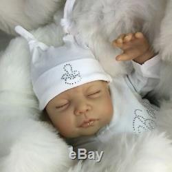 Thérapie D'alzheimer Démence Adulte Réincarné Baby Doll Cody Réaliste 22 Nouveau-né Royaume-uni