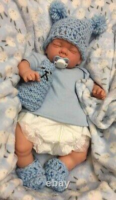 Thomas Newborn Baby Child Friendly Reborn Poupée Bébés Mignons