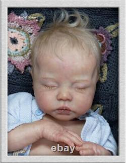 Tinkerbell Nursery Helen Jalland Reborn Nouveau-né Poupée Fille De Delilah Kit