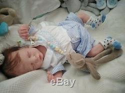 Tracyslittletreasures Bébé Boy Romy Le Gudrun Legleranatomically Correct