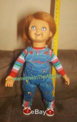 Trick Or Treat Studios Childs Play Good Guy Chucky Doll Life Halloween Prop