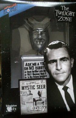 Twilight Zone Mystic Seer Bobble Head Doll 2009