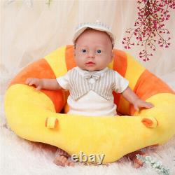 Ventes Spéciales 16''realistic Full Body Silicone Reborn Baby Doll Waterproof Gift