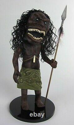 Zuni Warrior Fetish Doll Trilogie De Terror 15 Prop Replica Hcg New Limited